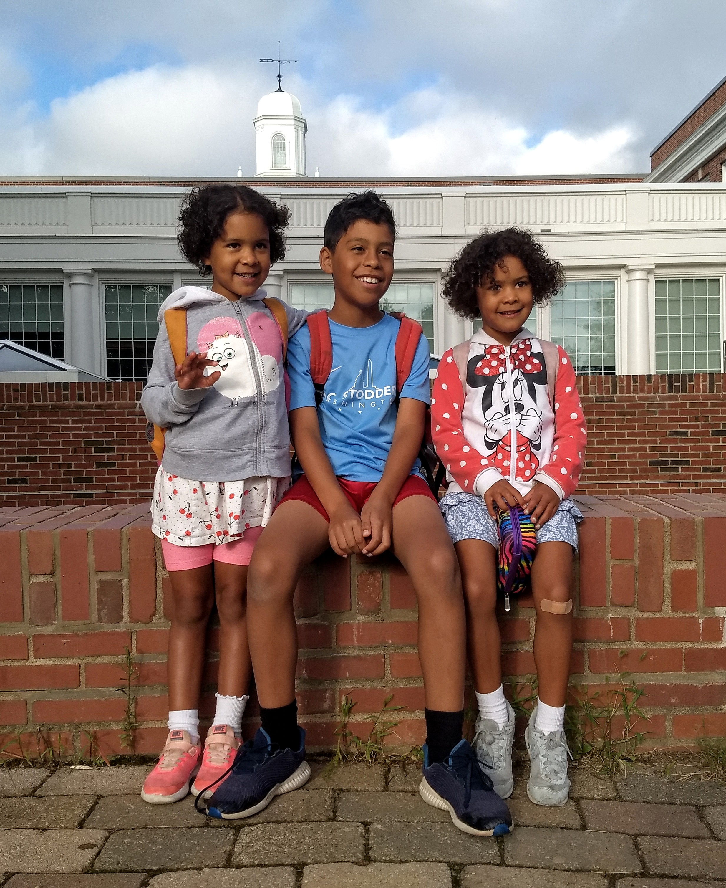 First-Day-of-School-K-and-4th-Lafayette-8-26-19