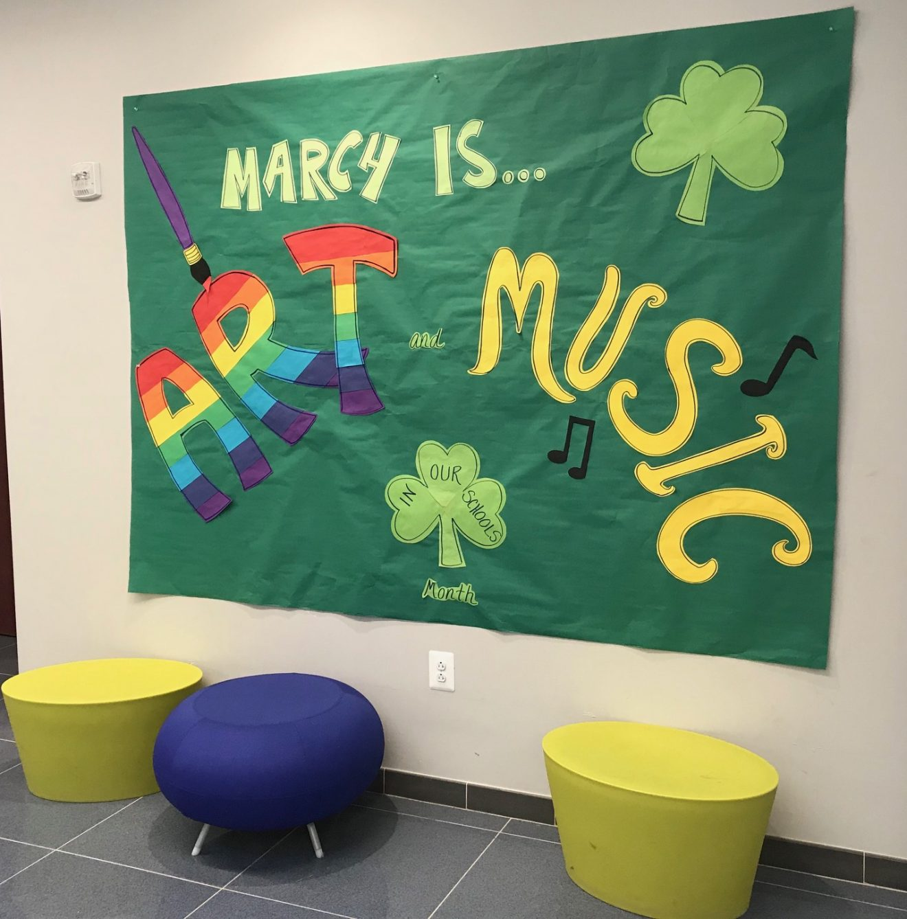 March is Arts in Our Schools Month!