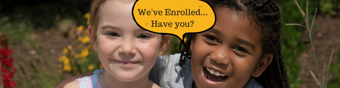 Enrollment for 18-19 Now Open!
