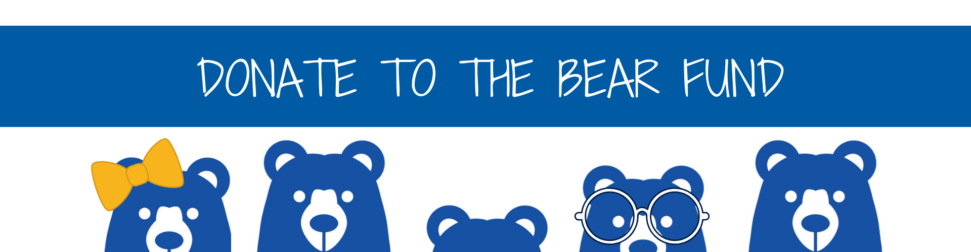 Donate To The Bear Fund Today!