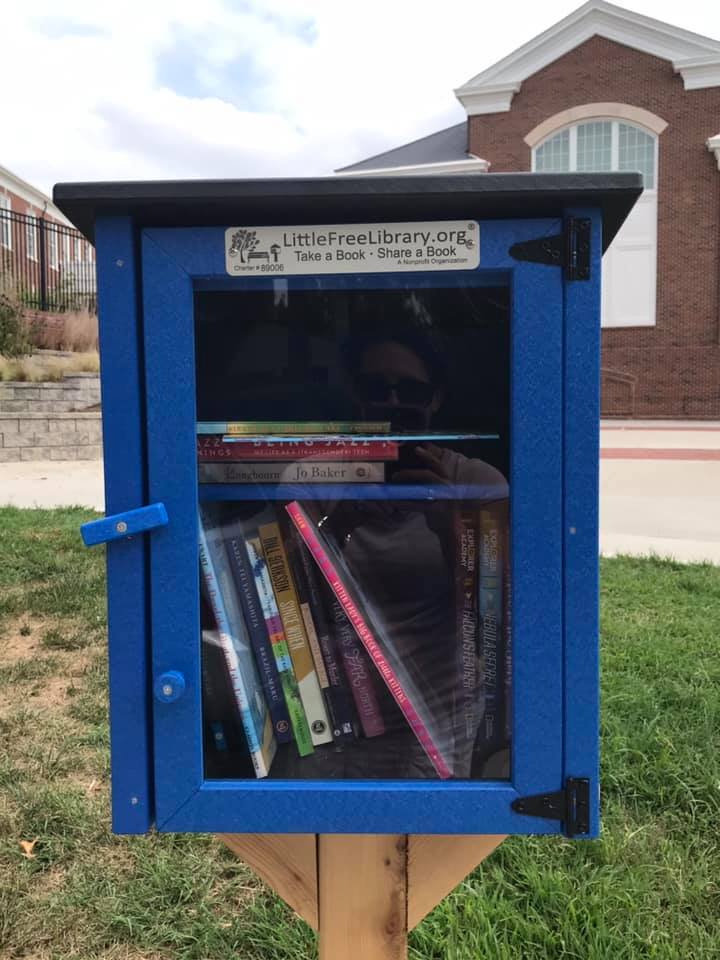 Lafayette Class of 2019 Little Free Library