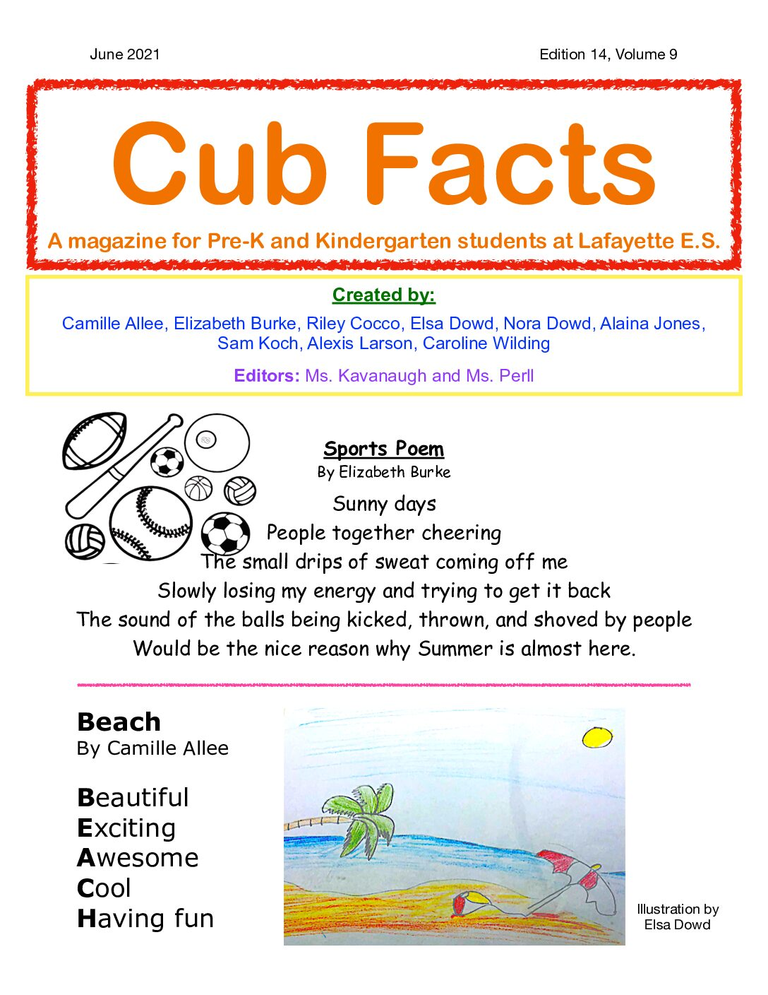 Last Cub Facts of the Year!